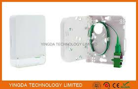 1 connecteurs de sc rpa de plaque avant de coffret d extrémité de