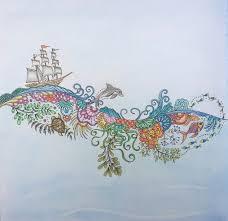 527 Best Lost Ocean Johanna Basford Images On Pinterest