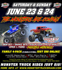 100 Snake Bite Monster Truck This Weekend The Racing New Egypt Speedway Facebook