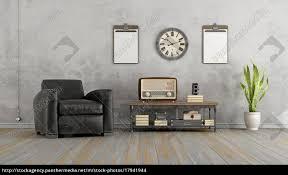 lizenzfreies foto 17941944 vintage wohnzimmer mit