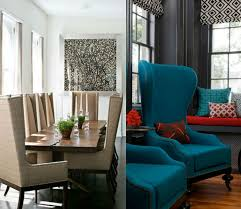 5 Bold High Back Dining Room Chairs For Unique Rooms