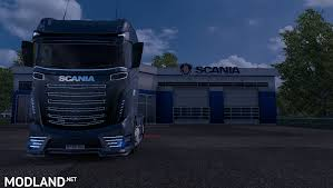 Scania R1000 Mods Mod For ETS 2