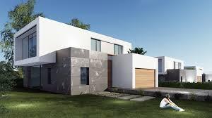 100 Minimalist Houses Residence 1 Marking Plan