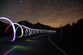 INTRODUCING THE ART OF LIGHT PAINTING