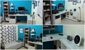 Wall Mounted Desk Ikea Hack by Kallax Linnmon Desk Hack Corner Desk For Both Sit And Stand