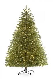 Dunhill Fir PreLit Artificial Christmas Tree 9 Ft Home