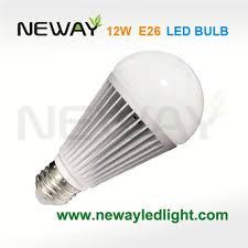 brightness 12w a60 led light bulb 1000 lumen equivalent to 75 watt