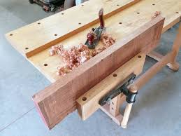 workbench vise mounting woodworker u0027s journal how to