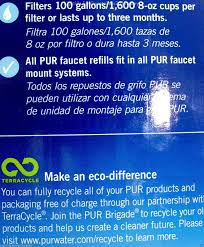 Pur Mineralclear Faucet Refill 6 Pack by S L1600 Jpg