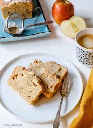 apfel kastenkuchen mit marzipan und zimt was eigenes