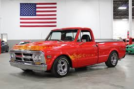 100 1970 Gmc Truck GMC Pickup For Sale 109448 MCG