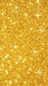 Gold Sparkle iPhone Wallpaper 3D iPhone Wallpaper