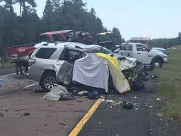 Possible Tire Failure Leads To Fatal Accident On Interstate-17 ... Four Killed As Truck Hits Bus On Lagosibadan Expressway Premium Pepsi Crashes Into Fort Bend County Creek Abc13com Update One Dead After Tractor Trailer House In Carroll Truck Crash Chicago Best 2018 Woman Dies Crash Between Car I95 Cumberland Part Of Nb I69 Eaton Co Reopens 1 Critical Cdition Hwy 401 Near Dufferin The Poultry Reported Rockingham Cleveland His Got Stuck Then He Saw A Train Coming Sun Herald Louisa Man Gop Crozet