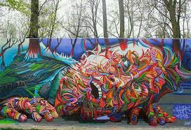 new street art collected from around the world