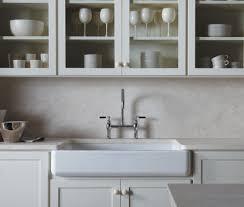 Kohler Whitehaven Sink Accessories by Best Farm Sink For Kitchen Update