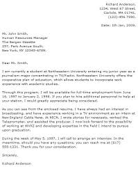 Work Experience Cover Letter Year 10 Student Intended For Interview Questions