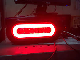 6″ Oval S/T/T Red LED Truck Trailer Brake Light W/ Red Lens And ... Vehicle Lighting Ecco Lights Led Light Bars Worklamps Truck Lite Headlight Ece 27491c Trucklite Side Marker Lights 12v 24v Product Categories Flexzon Page 2 Led Amazing 2pcs 12v 8 Leds Car Trailer Side Edge Warning Rear Tail 200914 42 F150 Grill Bar W Custom Mounts Harness T109 Truck Light View Klite Details New 6 Inch 18w 24v Motorcycle Offroad 4x4 Amusing Ebay Led Lighting Amazoncom Rund 35w Cree Driving 3 Flood Off Road 52 400w High Power Curved For Boat
