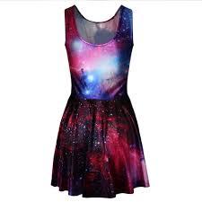 high quality wholesale galaxy dress from china galaxy dress