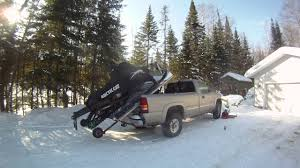 100 Snowmobile Ramps For Trucks Kwik Lift Ramp YouTube