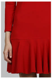 organic cotton red dress online eco fashion for women
