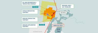 Kyzyloi Akkulka Gas Development