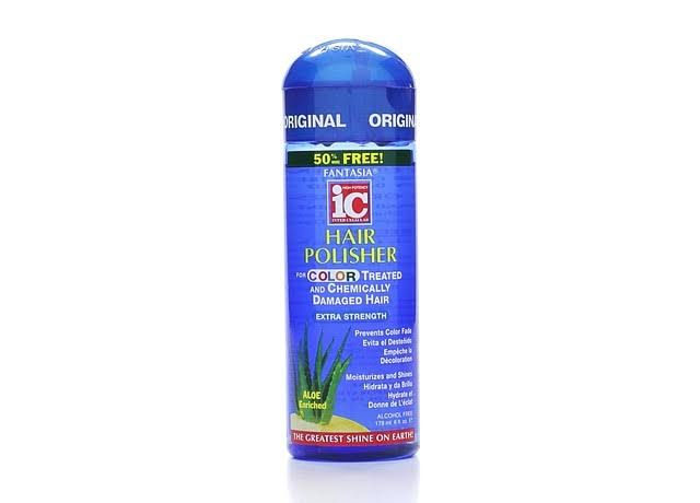 Fantasia IC Extra Strength Color Treated and Chemically Damaged Hair Polisher - 6oz