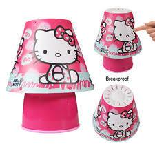 hello kitty children s home and furniture lighting ebay