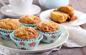 karotten apfel muffins