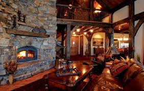 Rustic Has A Rough Texture And Finishing Are Not Doing Well Style Home Exudes The Impression Of Natural Warmth In Terms Materials