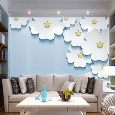 3d Flower Wall Decor Compare Prices On Daisy Mural Online Shopping Buy Low