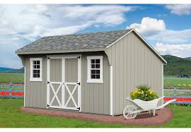 Amish Built Storage Sheds Illinois by A Gallery Of Backyard Storage Sheds Of All Shapes And Sizes