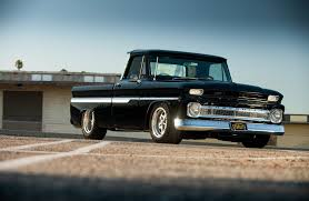100 1964 Chevy Truck C10 What Goes Around Hot Rod Network