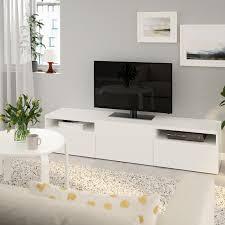 bestå tv bank weiß lappviken weiß 180x42x39 cm