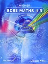 Higher GCSE Maths 4 9