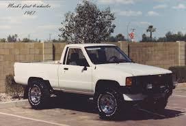 100 1987 Toyota Truck My Pickup IH8MUD Forum