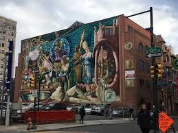 philadelphia the south mural arts walk nomad interrupted