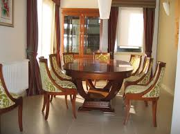 Art Deco Dining Table And Chairs Timeless Interior Designer With Regard To Ideas