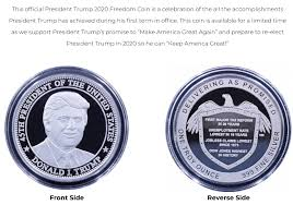 President Trump 2020 Freedom Coin Coupon Code Sammy ... Restaurant Coupons Near Me 2019 Fakeyourdrank Coupon Alibris New Promo Codes Di Carlos Pizza Alibris Code 1 Off Huggies Scannable Difference Between Discount And Agapea Coupons Free Shipping Verified In Dyndns 2018 Mma Warehouse Codes Allposters Avec Posters Coupon 25 Off Rico Top Promocodewatch Wchester Winter Woerland Expedia How To Get Car Insurance After Lapse Godaddy Search Shop Nhl Free Shipping Tidal Student Second City Chicago Great America Illinois
