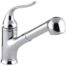 Kohler Purist Single Hole Kitchen Faucet by Bathroom Interesting Kohler Kitchen Faucets For Modern Kitchen