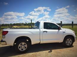 Regular Cab Short Bed Tundra | Toyota Tundra Forum