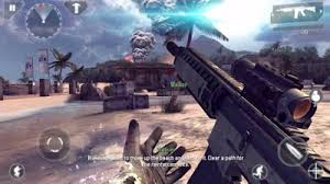 free modern combat 4 zero hour for android apk mod
