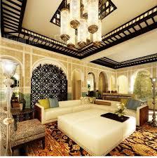 canapé arabe modèle de salon marocain moderne quelques idées d inspiration