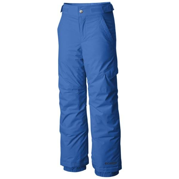 Columbia Boys' Ice Slope II Pant - XS - Blue