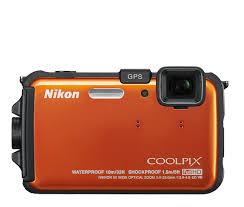 Underwater Camera COOLPIX pact Underwater Digital Camera