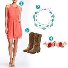 How To Dress For A Rustic Wedding