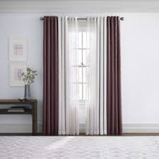 studio luna grommet top blackout curtain panel