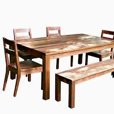 Custom Made Modern Farmhouse Dining Table