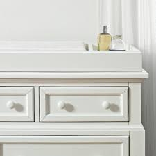 Sorelle Dresser French White by Bertini Lafayette 7 Drawer Dresser French White Lace Babies