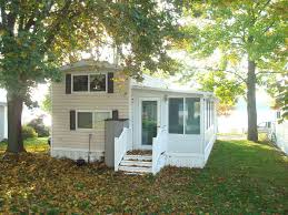 RV Sites and Park Models in Three Rivers Michigan