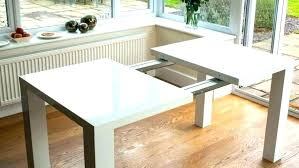 Extension Dining Room Tables Extend Table Modern Decoration Expanding